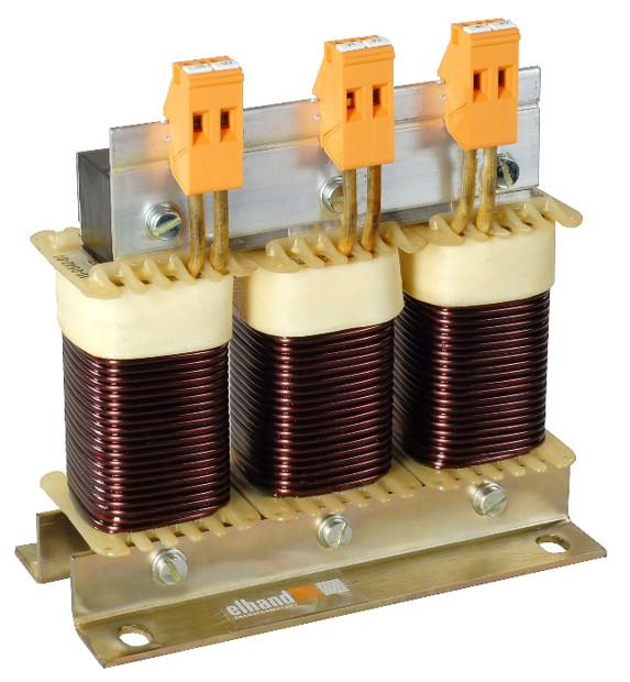 Elhand du/dt Chokes & Sinewave Filters - Harmonic Solutions